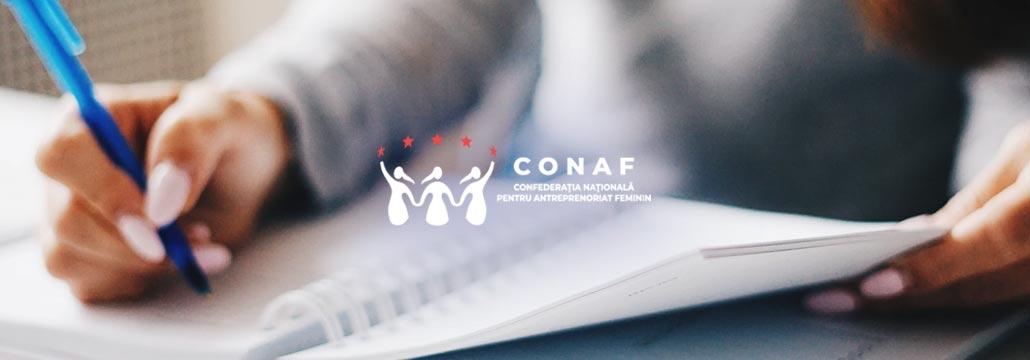 comunicat de presa conaf - fppg