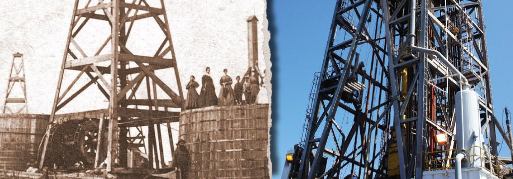 industria petrolului si gazului in romania - fppg