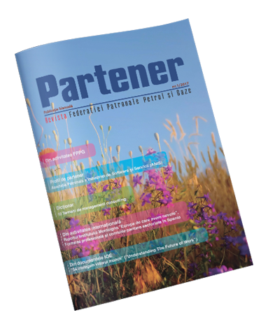 revista partener - fppg